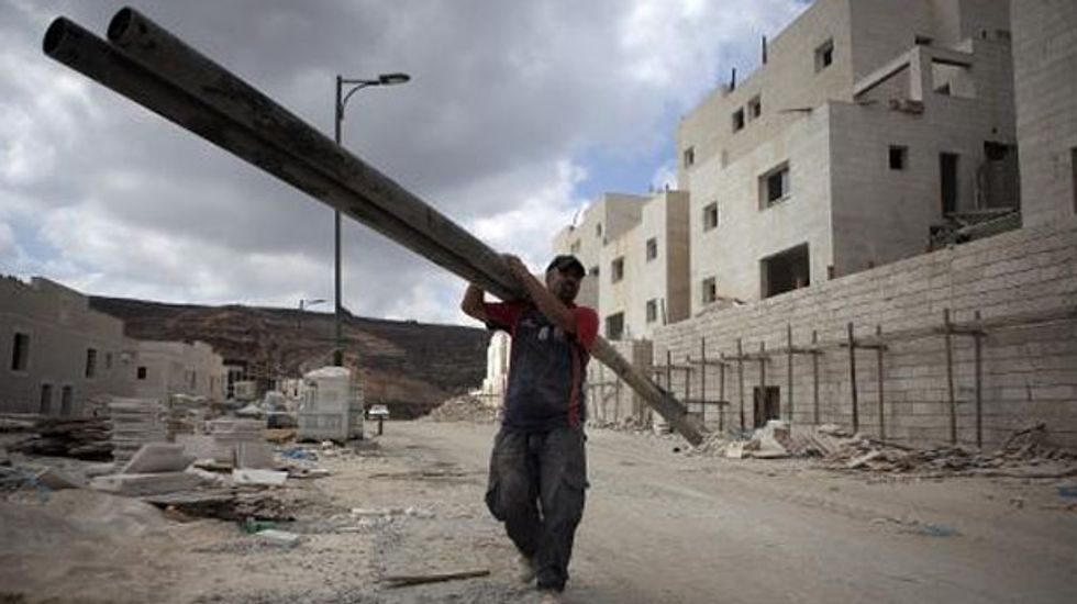 Peace hopes fade as Israel plans 381 more settler homes in the West Bank