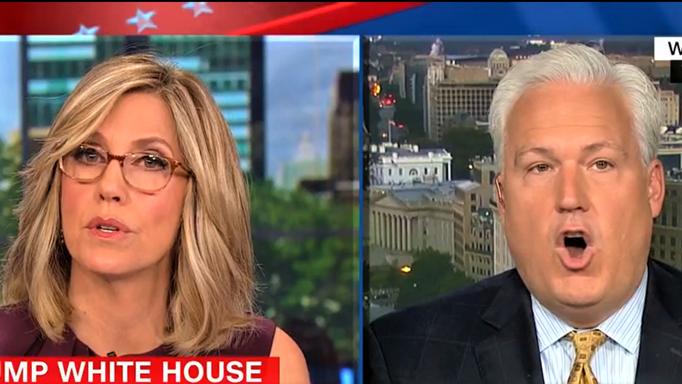 CNN's Camerota shuts down Trump supporter's conspiracy about migrants: 'Soros is not paying for the caravan!'