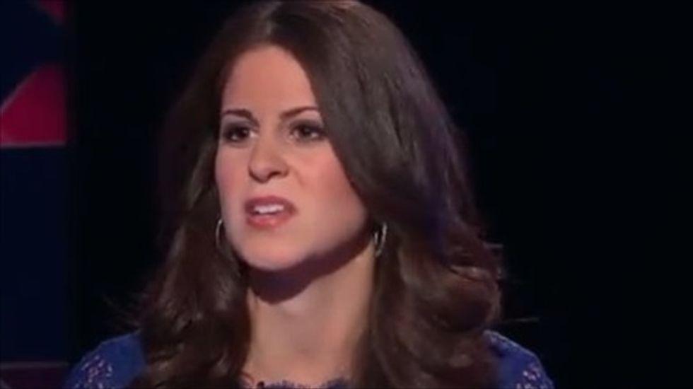 CNN anti-choice guest Lila Rose: 'An abortion doesn't un-rape a woman'