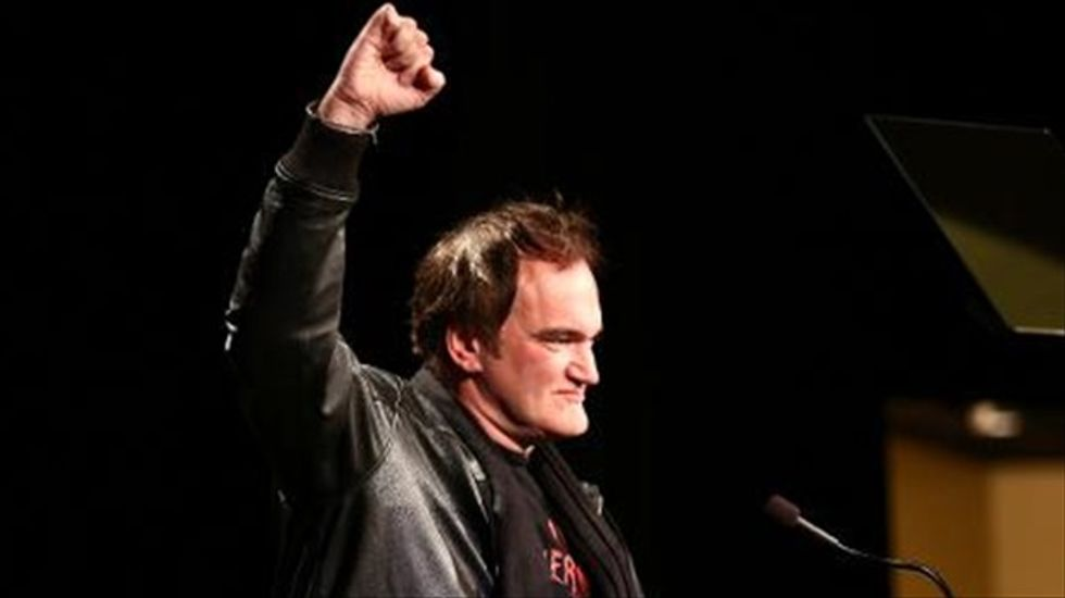 Quentin Tarantino files new copyright suit against news site Gawker