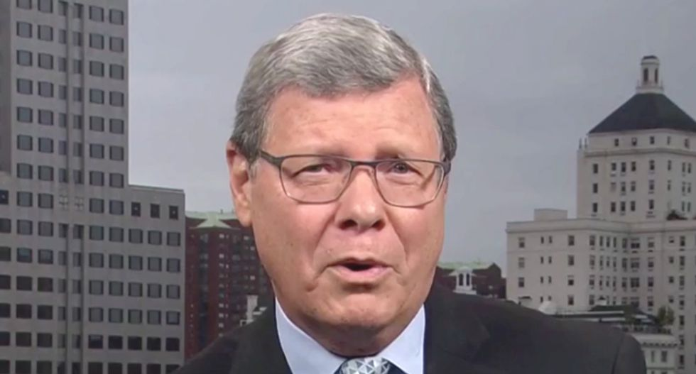 Longtime conservative Charlie Sykes mocks Ted Cruz for letting Trump get away with insulting his wife