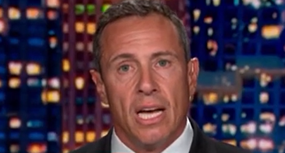 'Lie, deny, and defy': CNN's Cuomo says Trump's deceit is as 'toxic' to America as COVID-19