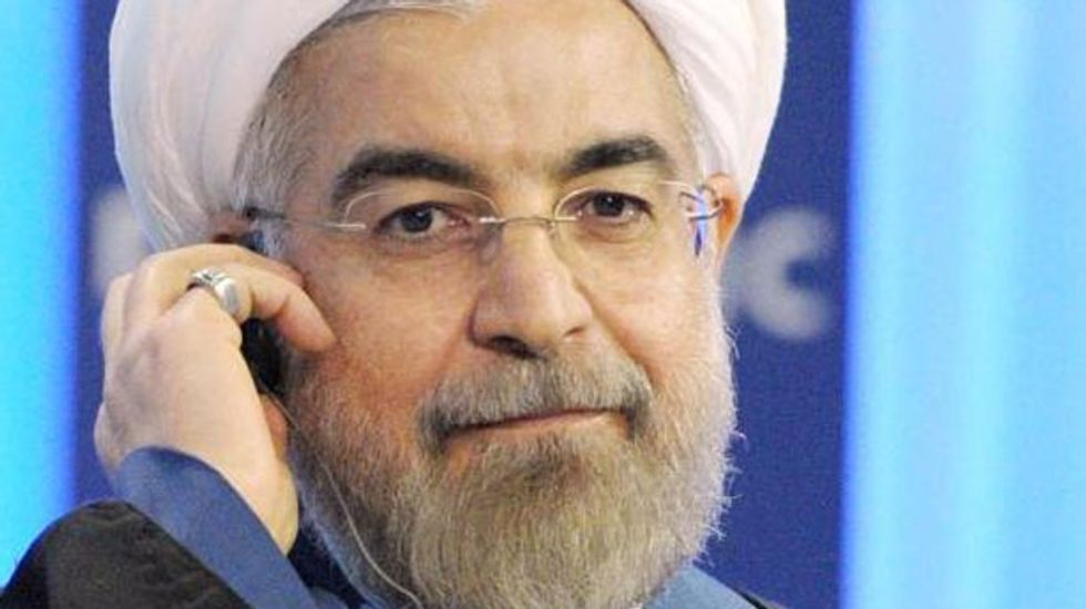 Iran president Hassan Rouhani hopeful of nuclear deal despite difficulties