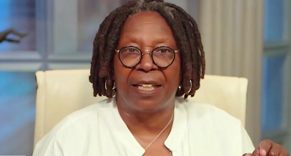 The View's Whoopi Goldberg calls for non-mask wearers to be denied COVID-19 treatment