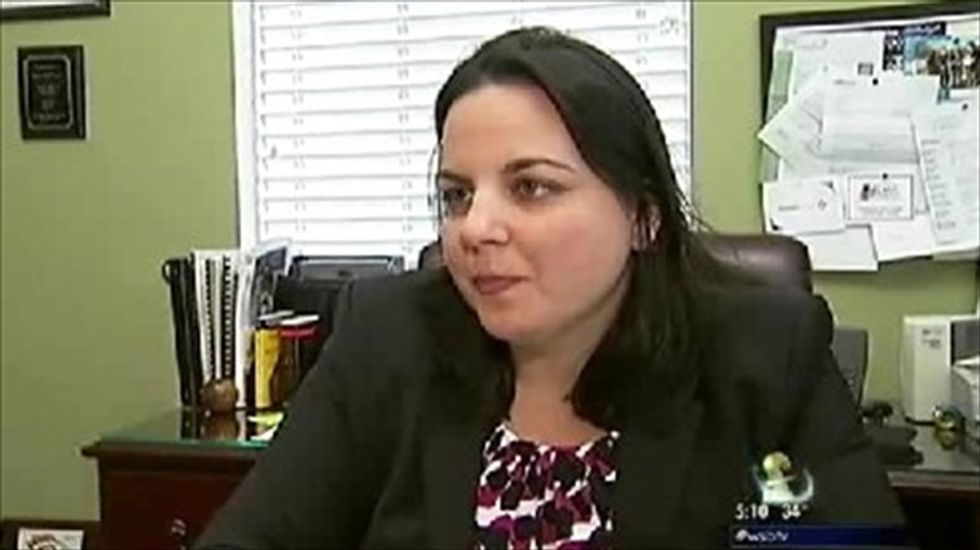 Georgia mayor takes her own city council to court after getting kicked out of meetings