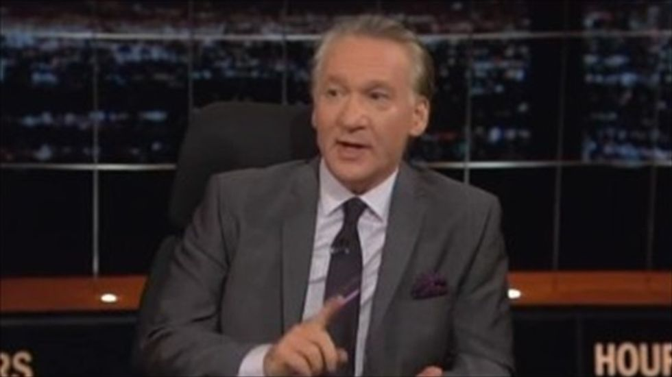 Bill Maher defends Seattle Seahawks player Richard Sherman: 'Thug is now the N-word'