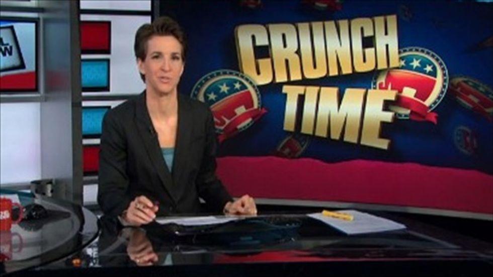 Rachel Maddow: The 'mammoth slush fund' where Chris Christie's friends found jobs