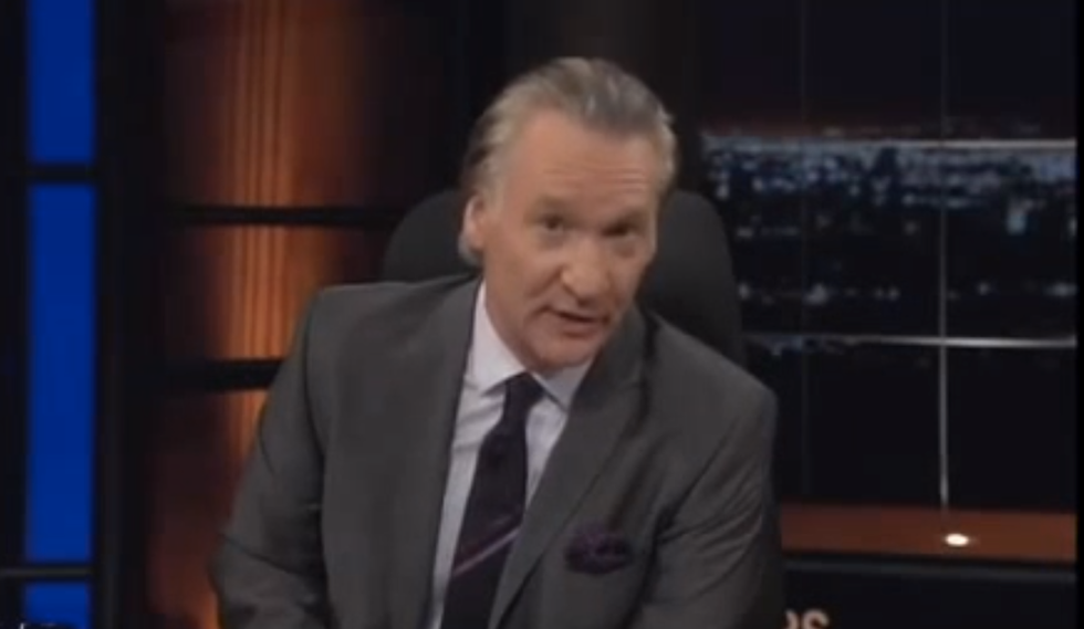 Bill Maher on Republican faux-scandal fixation: 'What's wrong with these people?'