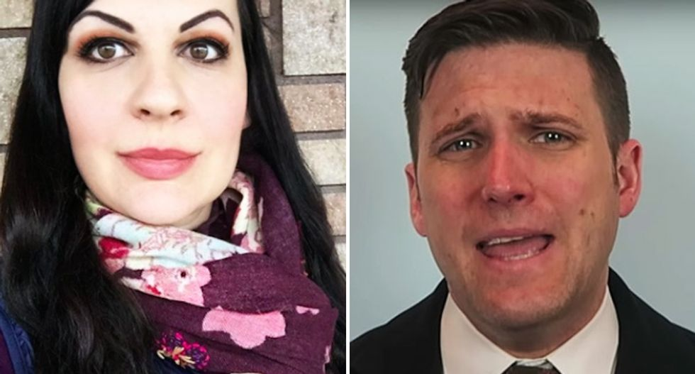 Wife of white nationalist Richard Spencer recounts horrifying cases of alleged abuse in divorce filings: report