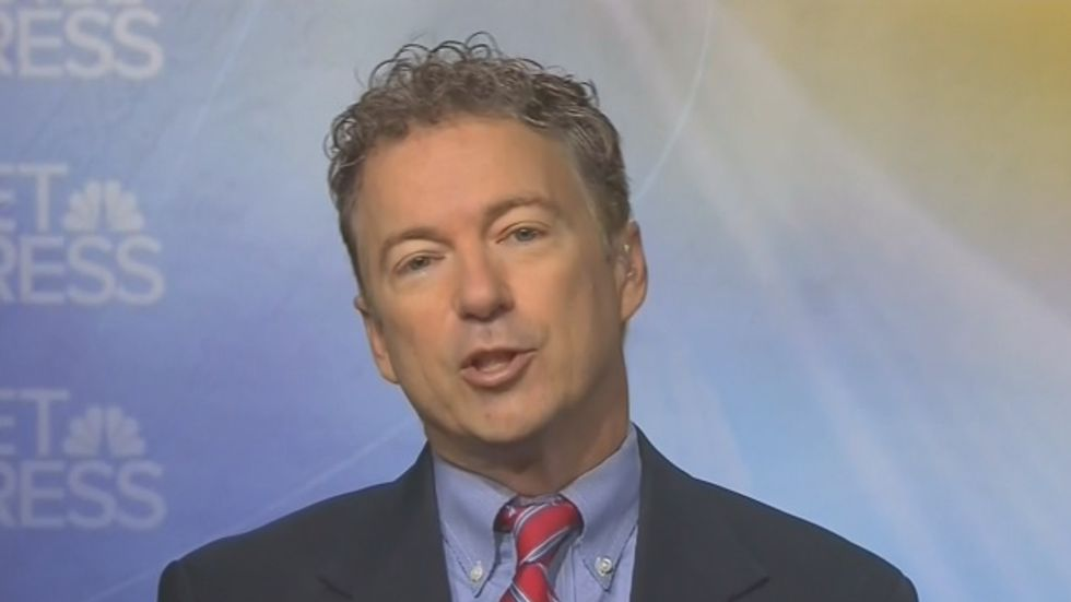 Rand Paul worries women 'won' the war and are 'conquering' men, taking their jobs