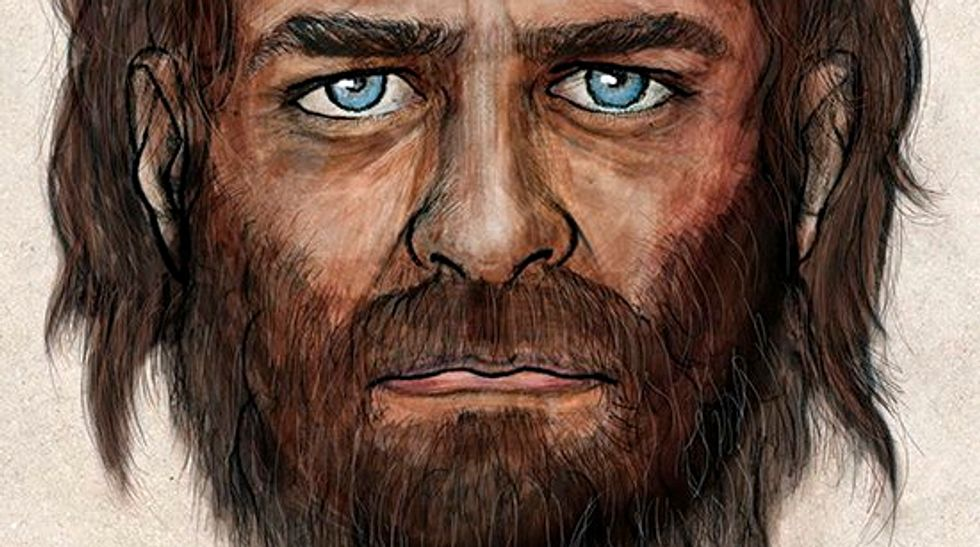 DNA test of 7,000-year-old tooth overturns popular image of light-skinned European hunter-gatherers