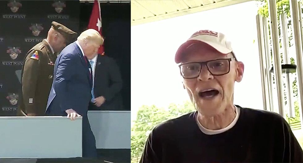 James Carville calls it 'treason' if Trump knew about Russian bounty on American soldiers' heads during West Point speech