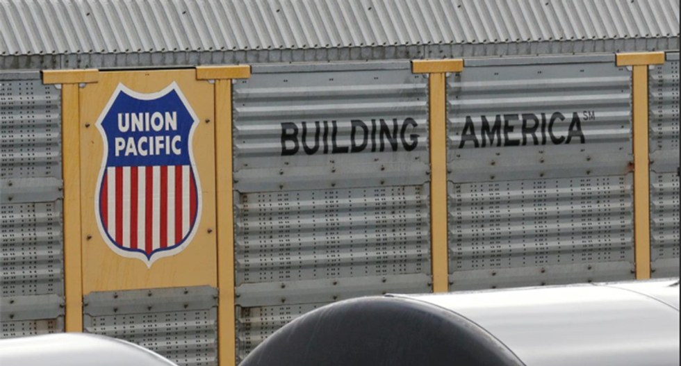 Union Pacific to cut 475 jobs in first wave of planned reductions