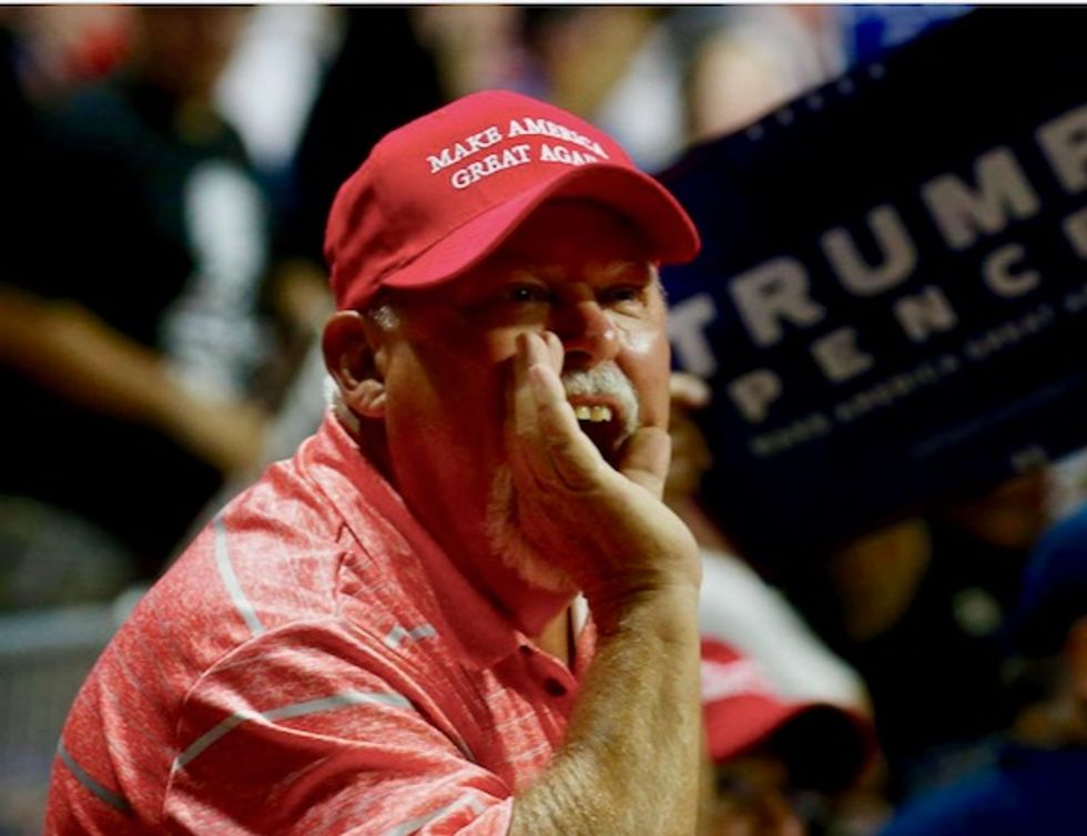 Trump will tear America apart next year -- and could cause 'another civil war': political scientist