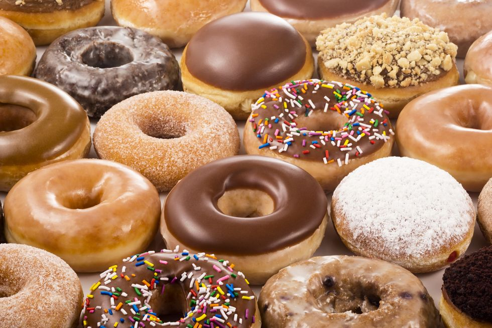 Cops wrongly arrest and strip search a man for drugs -- after they mistake doughnut glaze for meth