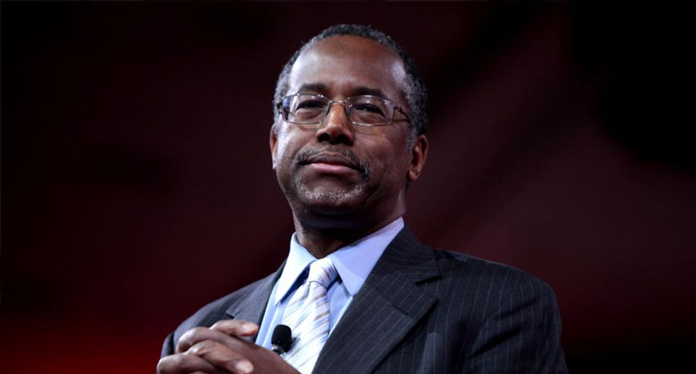 WATCH: A very (very!) short film about God creating Dr. Ben Carson
