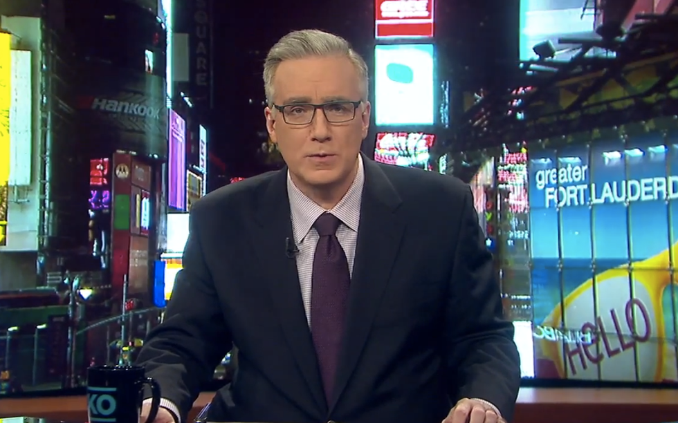Keith Olbermann slams Sochi mayor ahead of 'most tear-stained' Olympics ever