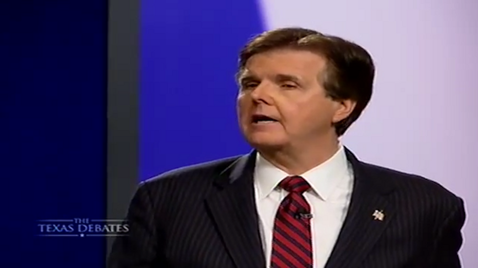 Texas GOP candidates agree: Teach creationism and 'always err on the side of life'