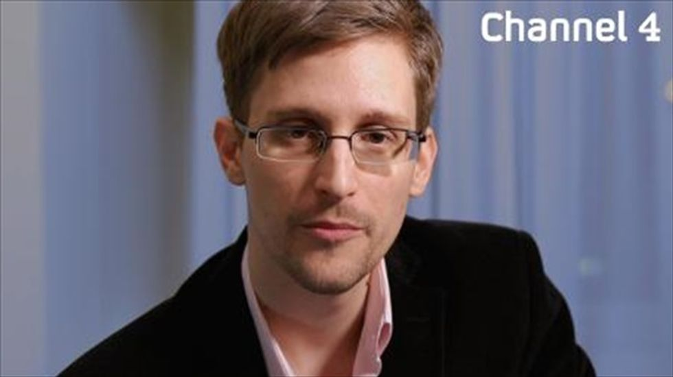 NSA report suggests Edward Snowden had three possible collaborators
