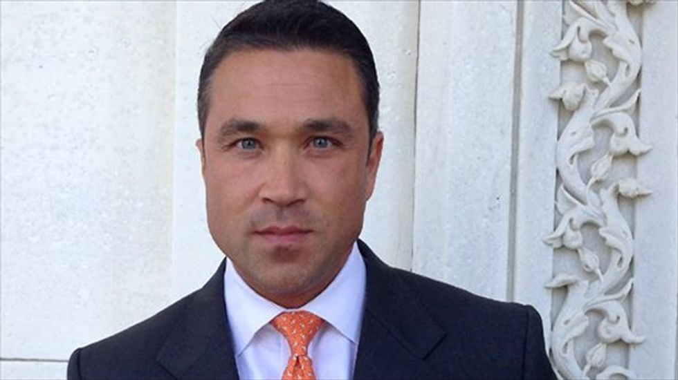 NY Republican who threatened to break reporter 'in half' will be indicted