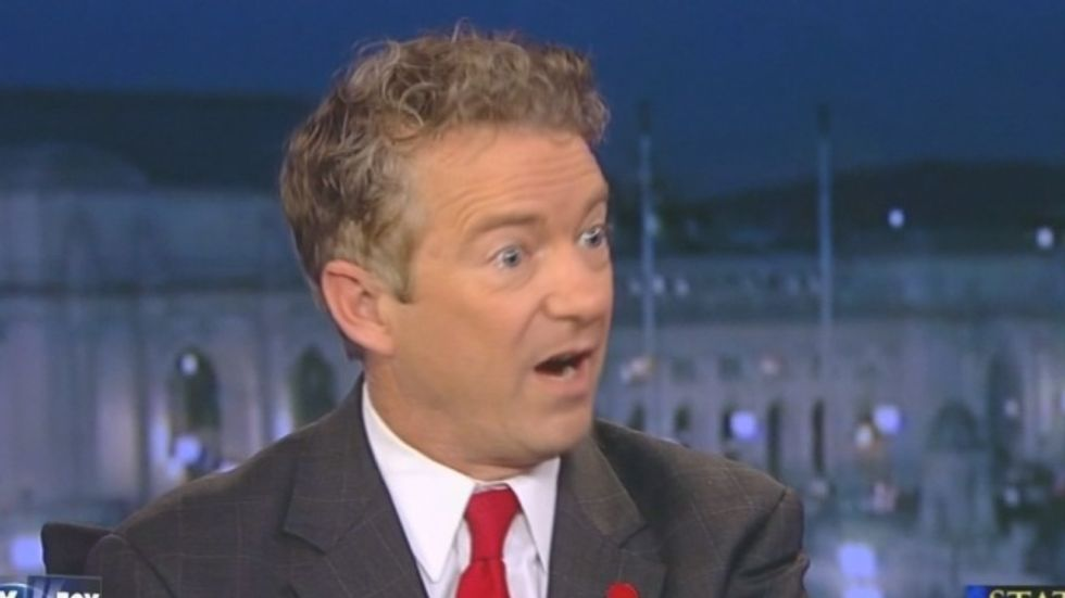 Rand Paul doubles down: Bill Clinton committed 'violence' against Lewinsky