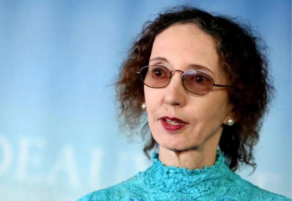 US author Joyce Carol Oates wins France's richest book prize