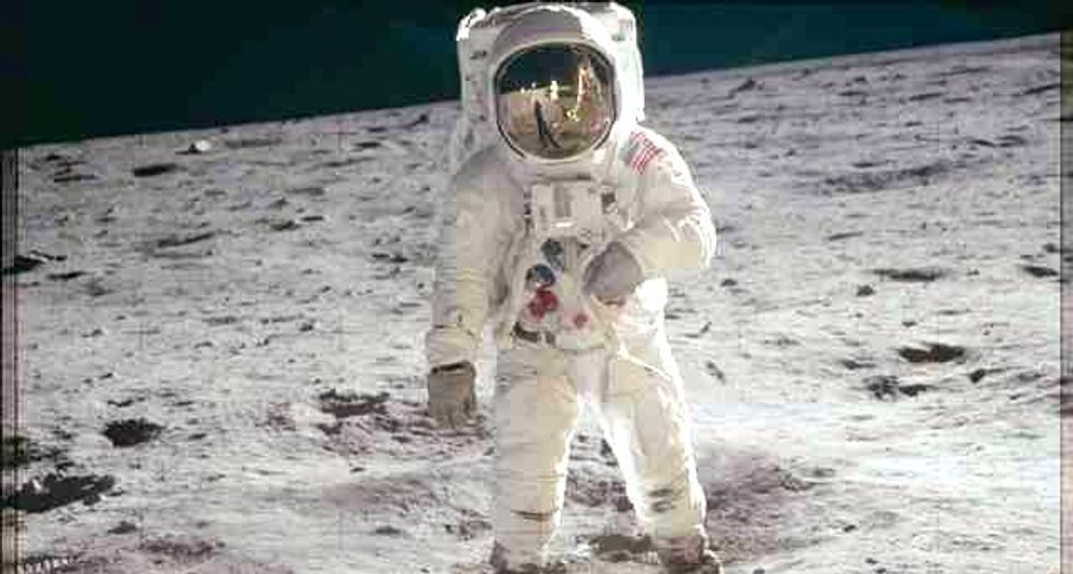 Study finds cosmic rays increased heart risks among Apollo astronauts
