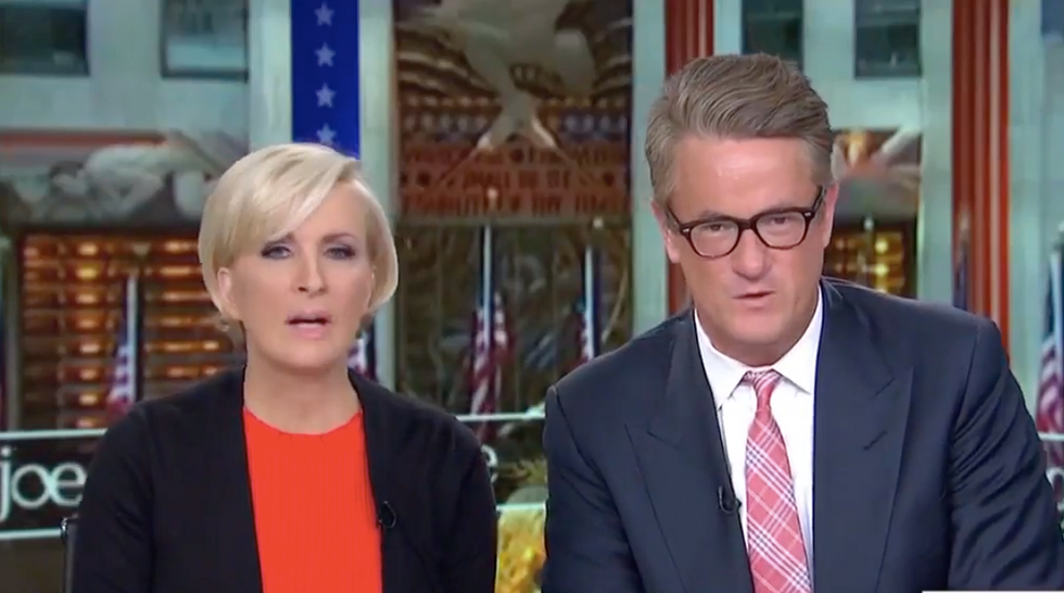 'The honeymoon is over': Morning Joe panel says Trump voters are finally getting sick of the drama