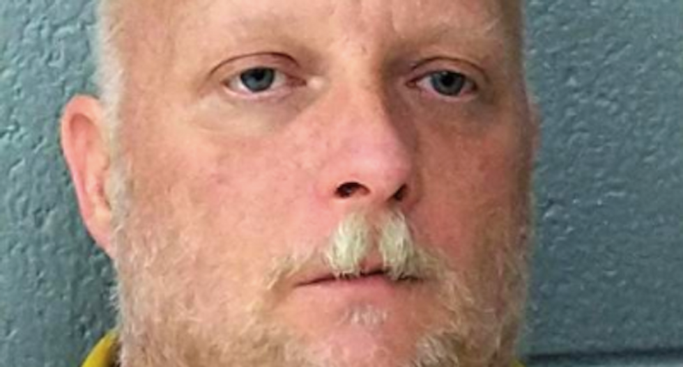 Oklahoma man with Hitler mustache shoots partygoer who dared to snatch his Nazi flag