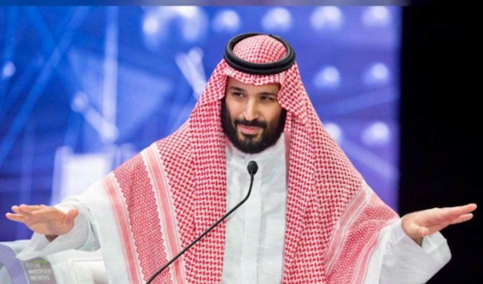 Crown Prince goes on international tour following Trump's refusal to hold him accountable: report