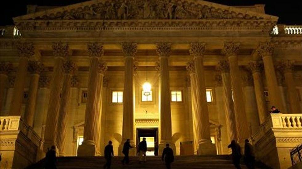 House passes one-week funding extension for Homeland Security, averting shutdown