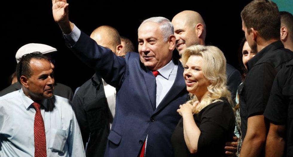 Sara Netanyahu takes 'humiliating' polygraph test over graft claims