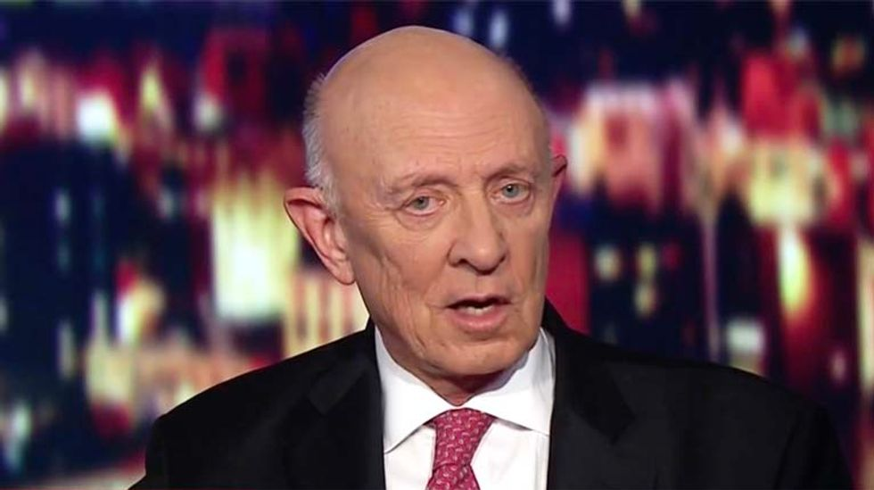 Former CIA director James Woolsey -- a key witness against Flynn -- had dinner with Trump at Mar-A-Lago