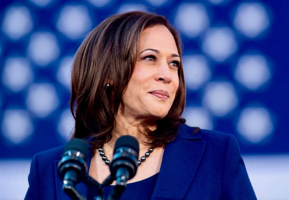 'As American as apple pie': #MyNameIs hashtag celebrates diversity after Perdue's racist attack on Kamala Harris