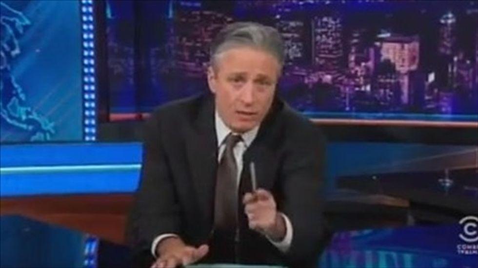 Jon Stewart: Republicans' response to Obama was 'world's sh*ttiest open mic night'