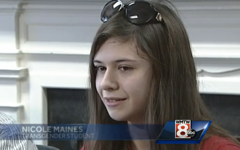 Maine Supreme Court sides with transgender girl in fight over school restrooms