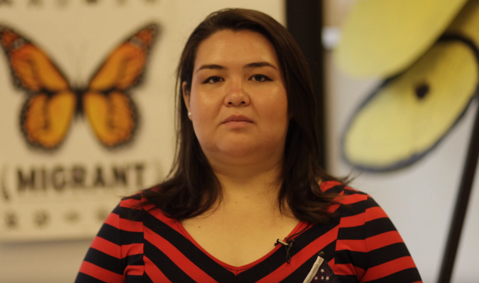Dreamer slams Trump's DACA decision: 'Another sign of white supremacy taking over our democracy'