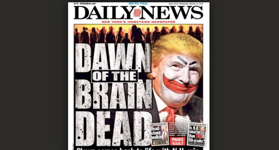 LA Times, Chicago Tribune owner buys New York Daily News