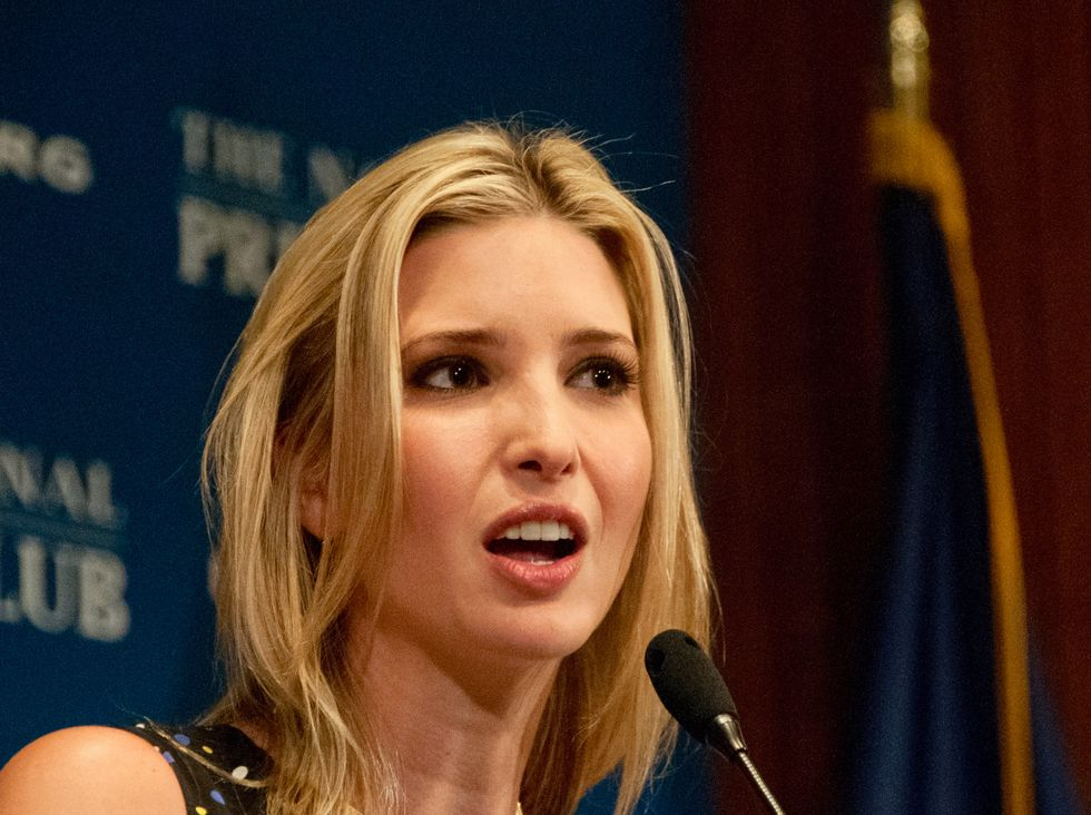 Ivanka Trump claims the media is 'silent' on violence against conservatives