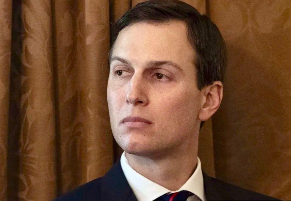Demands for Jared Kushner to resign over 'staggering' level of 'depravity' that put politics before public health