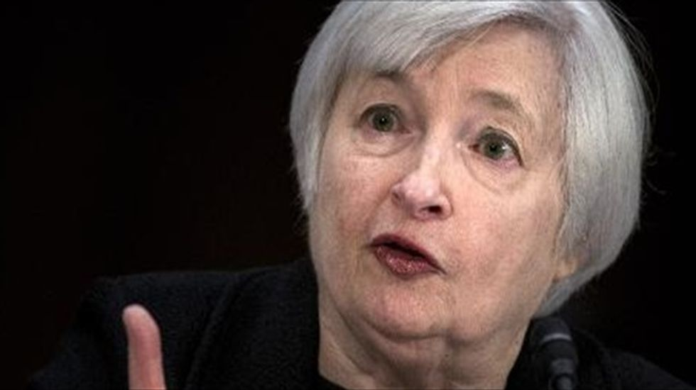 Janet Yellen and I were taught to revere capitalism. But it's a failing system