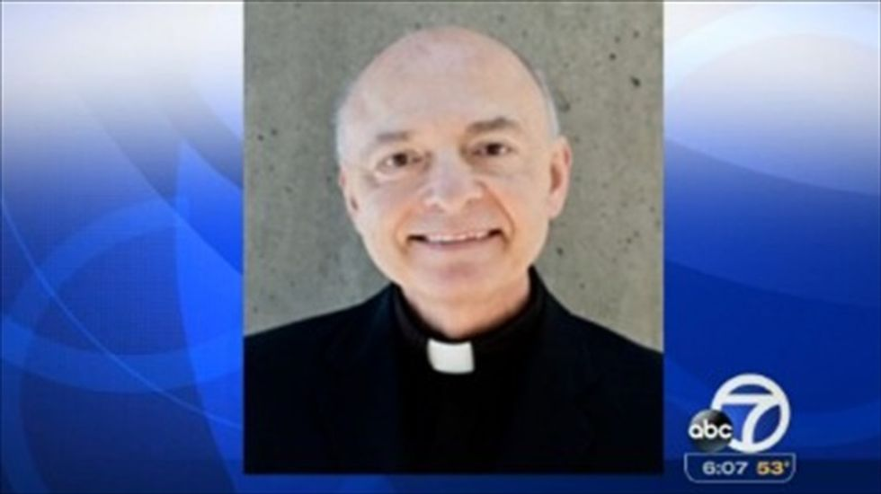 California church leader accused of hiding ex-trustee's sexual abuse of employee