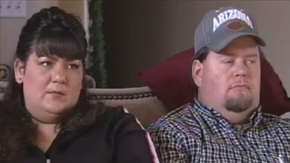 Arizona couple accuses polygamist church of cutting them off from utilities