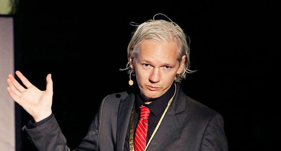 United Kingdom reportedly will not extradite Julian Assange