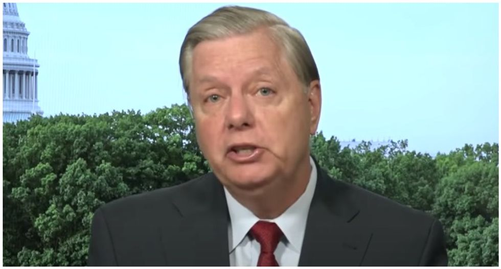 Lindsey Graham shifts to Benghazi while defending Trump against Russian bounties story on Fox News