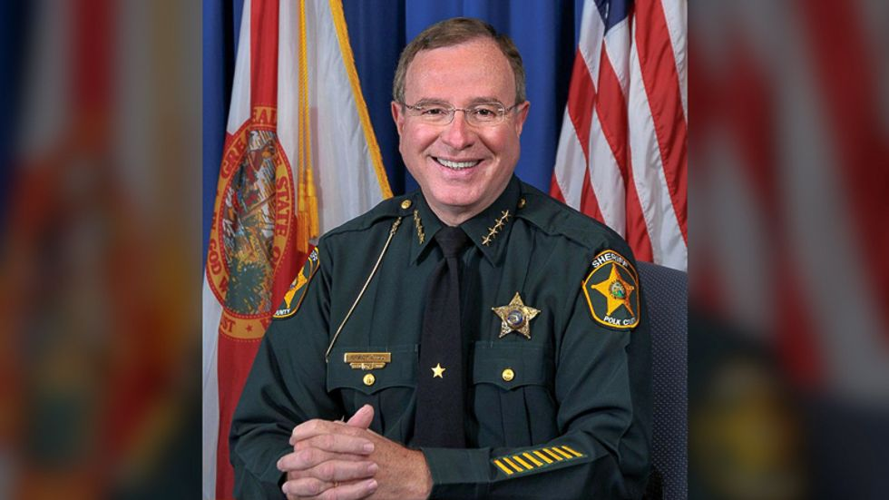 'This is monstrous': Internet shellacs Florida sheriff for ID check and fugitive hunt at hurricane shelters