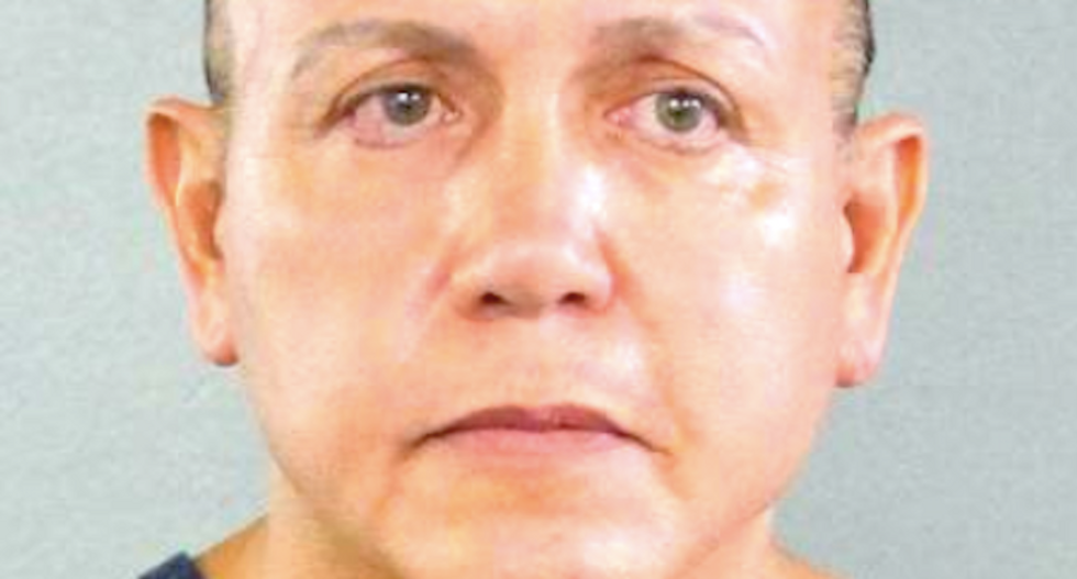 Cesar Sayoc identified as Florida man arrested in mail bombings: report