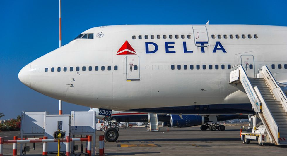 Delta reports hefty loss as COVID-19 clouds outlook