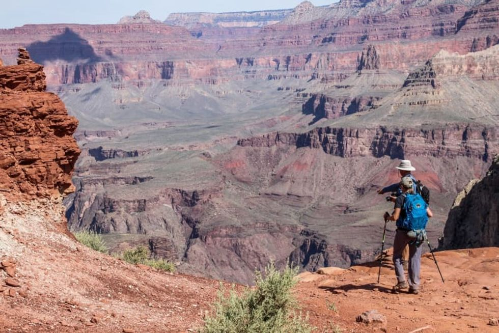 Woman falls to death in Grand Canyon while hiking, park says