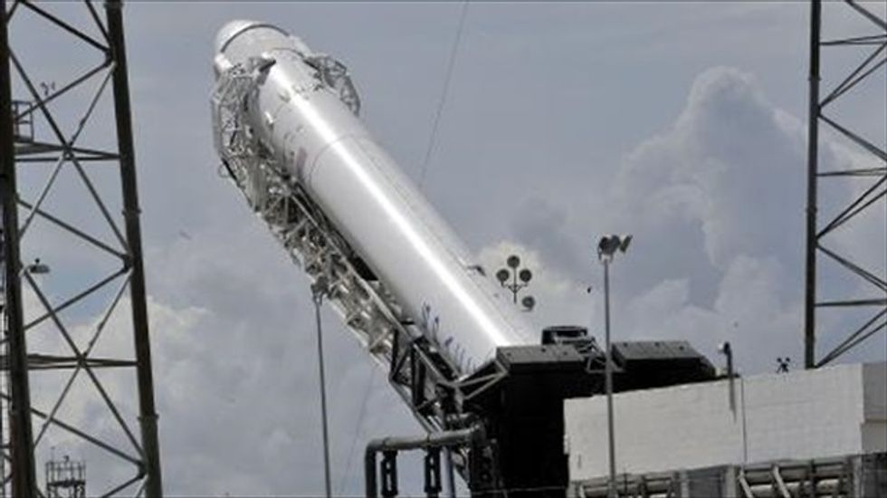 Florida's Cape Canaveral may be world's busiest spaceport in 2015